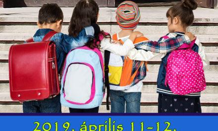Általános iskolai beiratkozások a 2019/2020. tanévre